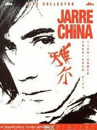 Cover Jean Michel Jarre - Jarre In China [DVD]